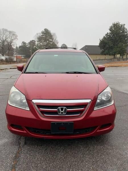 2005 Honda Odyssey for sale at Affordable Dream Cars in Lake City GA