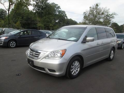 2009 Honda Odyssey for sale at Downtown Motors in Macon GA