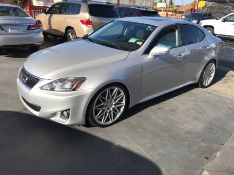 2012 Lexus IS 250 for sale at Auto Emporium in Wilmington CA