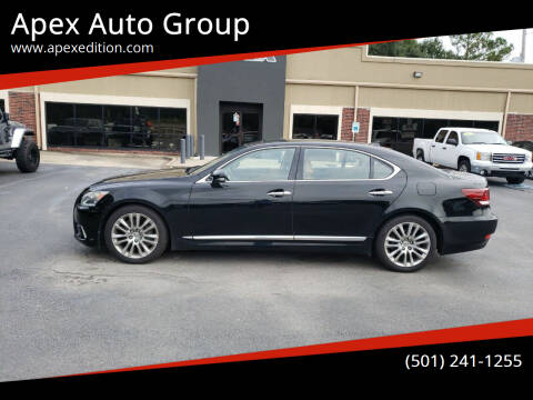 2013 Lexus LS 460 for sale at Apex Auto Group in Cabot AR