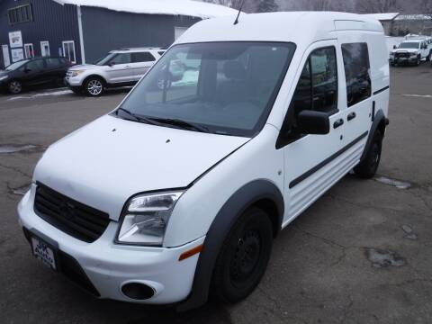 2012 Ford Transit Connect for sale at J & K Auto - J and K in Saint Bonifacius MN