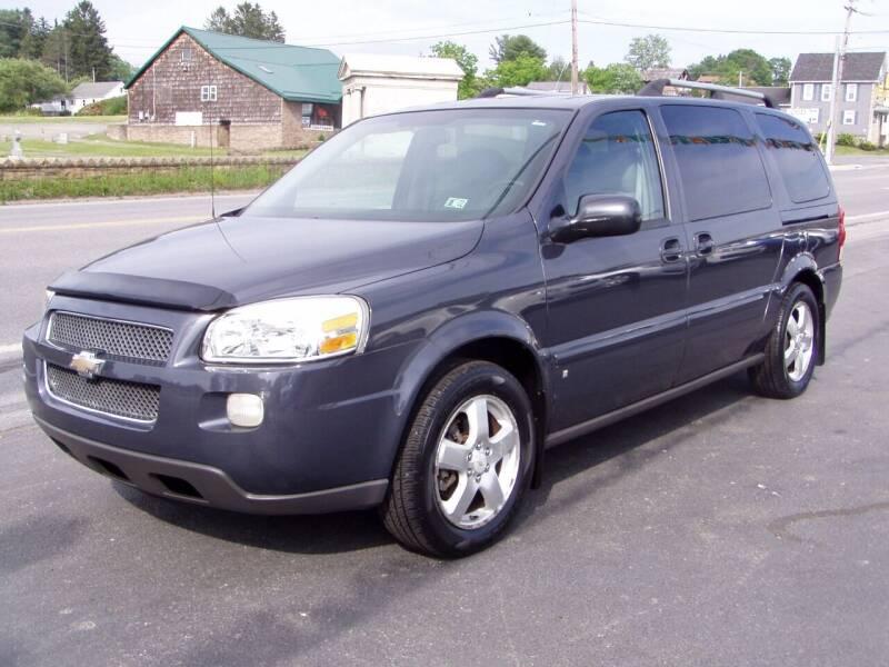 2008 Chevrolet Uplander for sale in Johnstown, PA