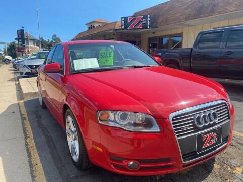 2005 Audi A4 for sale at Zs Auto Sales in Kenosha WI