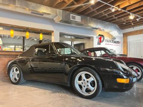 1996 Porsche 911 for sale at PARKHAUS1 in Miami FL