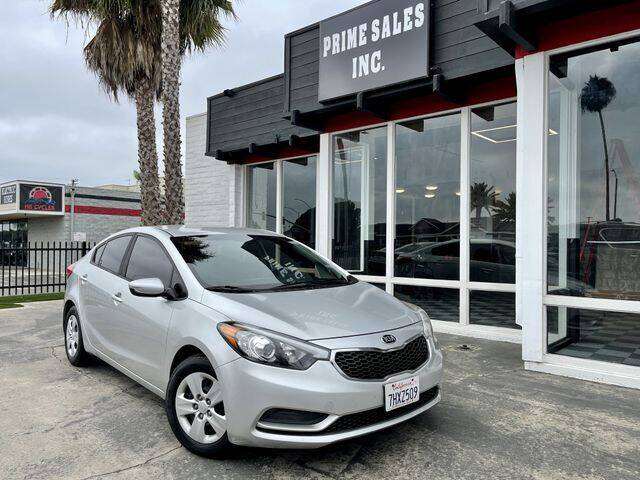 2015 Kia Forte for sale at Prime Sales in Huntington Beach CA