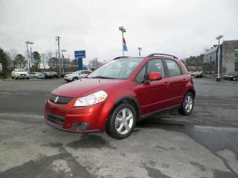 2009 Suzuki SX4 Crossover for sale at Paniagua Auto Mall in Dalton GA