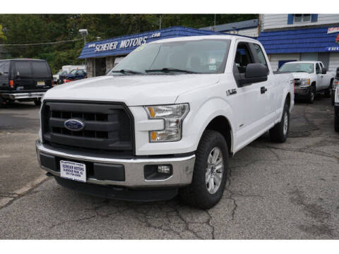 2015 Ford F-150 for sale at Scheuer Motor Sales INC in Elmwood Park NJ