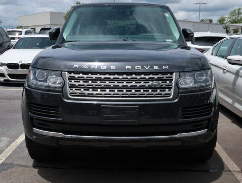 2015 Land Rover Range Rover for sale at Southern Auto Solutions - BMW of South Atlanta in Marietta GA