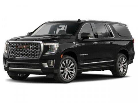 2021 GMC Yukon XL for sale at BEAMAN TOYOTA - Beaman Buick GMC in Nashville TN