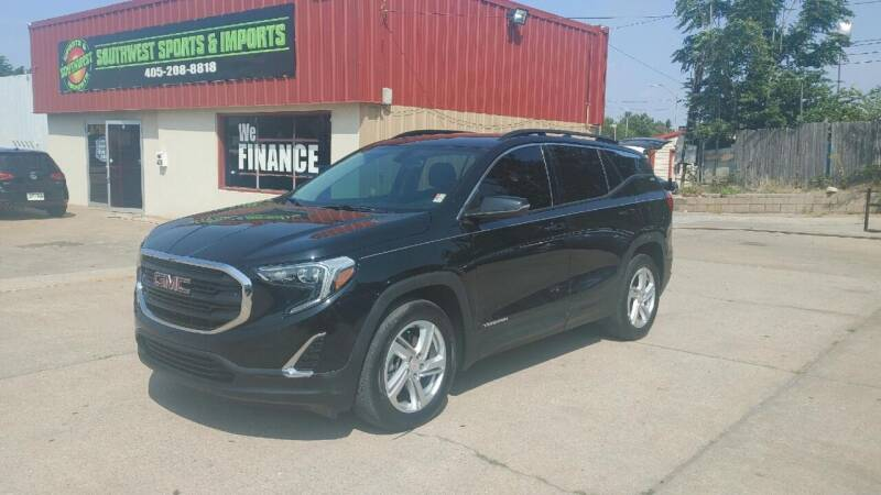 2018 GMC Terrain for sale at Southwest Sports & Imports in Oklahoma City OK