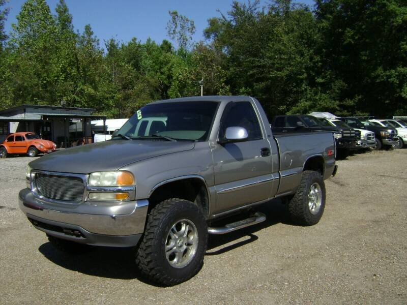 2000 GMC Sierra 1500 for sale at Tom Boyd Motors in Texarkana TX