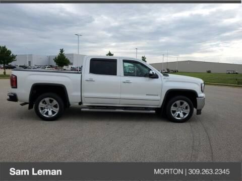 2018 GMC Sierra 1500 for sale at Sam Leman CDJRF Morton in Morton IL
