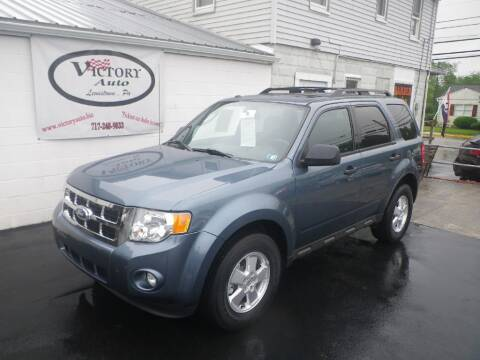 2011 Ford Escape for sale at VICTORY AUTO in Lewistown PA