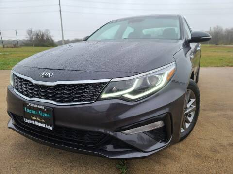 2019 Kia Optima for sale at Laguna Niguel in Rosenberg TX