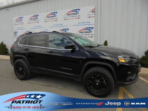 2015 Jeep Cherokee for sale at PATRIOT CHRYSLER DODGE JEEP RAM in Oakland MD