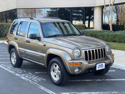 2004 Jeep Liberty for sale at KAS Auto Sales in Sacramento CA