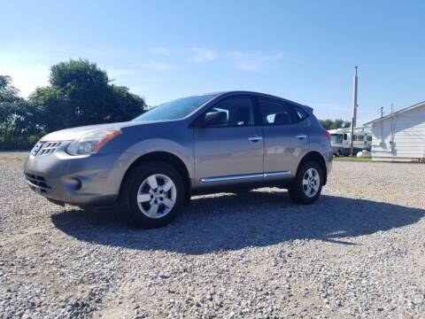 2013 Nissan Rogue for sale at Tennessee Valley Wholesale Autos LLC in Huntsville AL