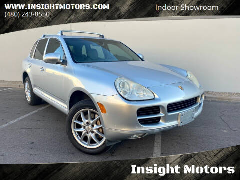 2005 Porsche Cayenne for sale at Insight Motors in Tempe AZ