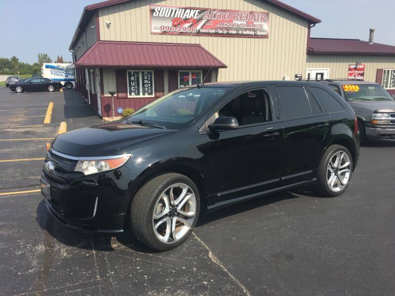 2011 Ford Edge for sale at Southlake Body Auto Repair & Auto Sales in Hebron IN