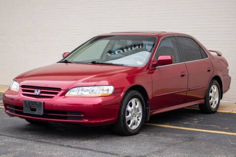 2002 Honda Accord for sale at Carland Auto Sales INC. in Portsmouth VA