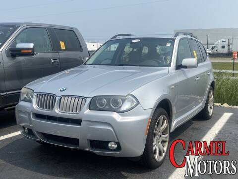 2007 BMW X3 for sale at Carmel Motors in Indianapolis IN