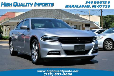2015 Dodge Charger for sale at High Quality Imports in Manalapan NJ