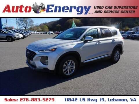 2019 Hyundai Santa Fe for sale at Auto Energy in Lebanon VA