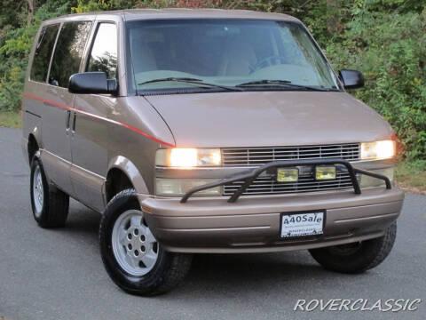 2003 Chevrolet Astro for sale at Isuzu Classic in Cream Ridge NJ
