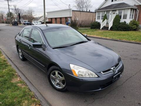 2005 Honda Accord for sale at Kensington Family Auto in Kensington CT
