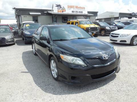 2010 Toyota Camry for sale at DMC Motors of Florida in Orlando FL