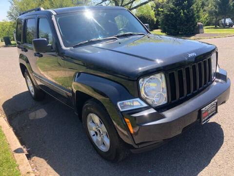 2012 Jeep Liberty for sale at TGM Motors in Paterson NJ