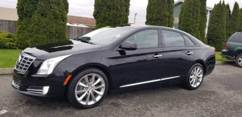 2013 Cadillac XTS for sale at AUTOTRACK INC in Mount Vernon WA