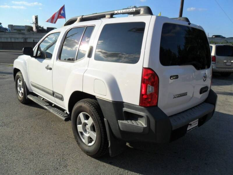 2006 Nissan Xterra S 4dr SUV w/Automatic - Houston TX