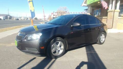2014 Chevrolet Cruze for sale at Everett Automotive Group in Pleasant Grove UT
