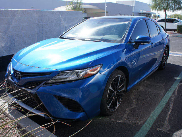 2019 Toyota Camry for sale at CarFinancer.com in Peoria AZ