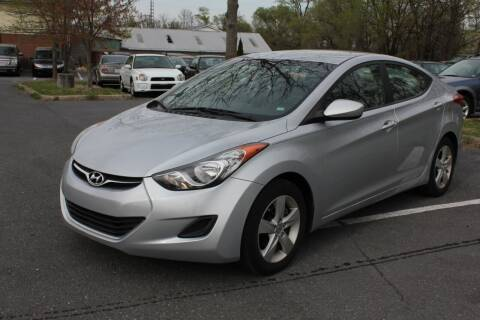 2011 Hyundai Elantra for sale at Auto Bahn Motors in Winchester VA