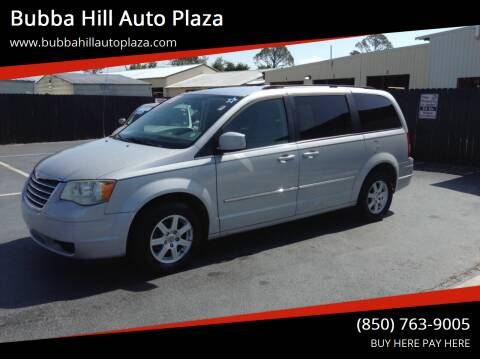 2010 Chrysler Town and Country for sale at Bubba Hill Auto Plaza in Panama City FL