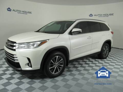2019 Toyota Highlander for sale at AUTO HOUSE TEMPE in Tempe AZ