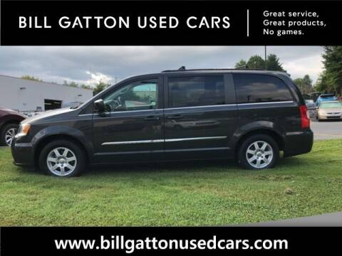 2011 Chrysler Town and Country for sale at Bill Gatton Used Cars in Johnson City TN