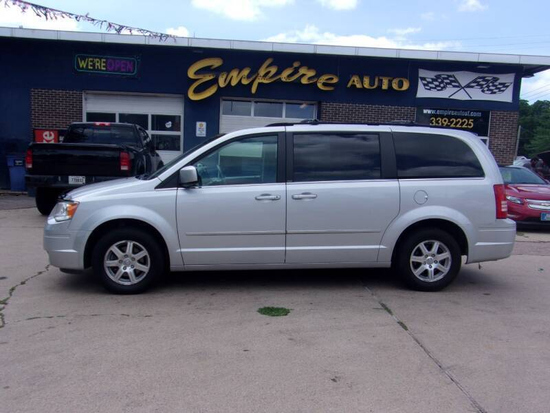 2009 Chrysler Town and Country for sale at Empire Auto Sales in Sioux Falls SD
