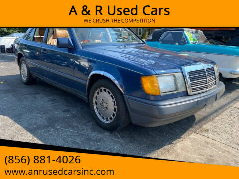 1988 Mercedes-Benz 260-Class for sale at A & R Used Cars in Clayton NJ