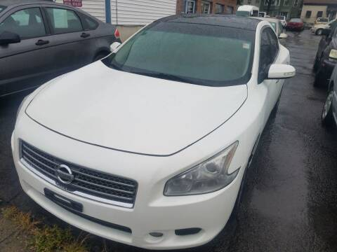 2010 Nissan Maxima for sale at Perez Auto Group LLC -Little Motors in Albany NY