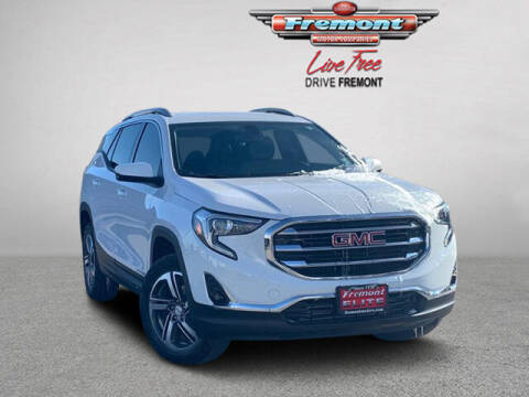 2018 GMC Terrain for sale at Rocky Mountain Commercial Trucks in Casper WY