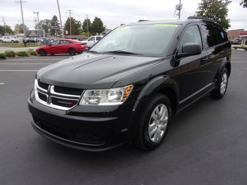 2017 Dodge Journey for sale at Ideal Auto Sales, Inc. in Waukesha WI