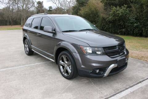 2016 Dodge Journey for sale at Clear Lake Auto World in League City TX
