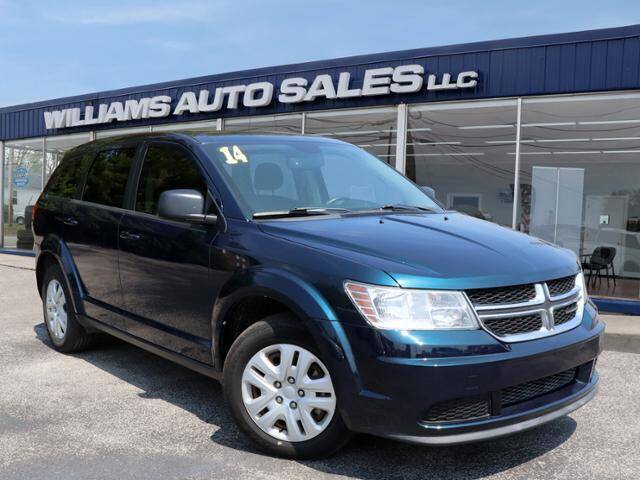 2014 Dodge Journey for sale at Williams Auto Sales, LLC in Cookeville TN