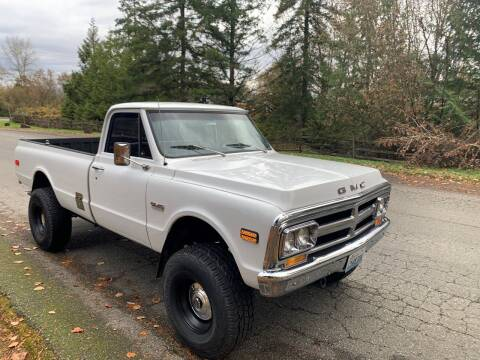 1969 GMC C/K 2500 Series for sale at Classic Car Addiction in Marysville WA