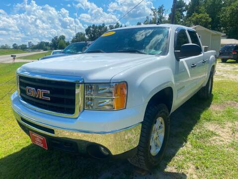 2011 GMC Sierra 1500 for sale at Southtown Auto Sales in Whiteville NC