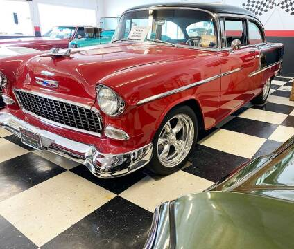 1955 Chevrolet Serious Built '55 for sale at AB Classics in Malone NY