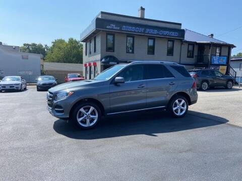 2018 Mercedes-Benz GLE for sale at Sisson Pre-Owned in Uniontown PA